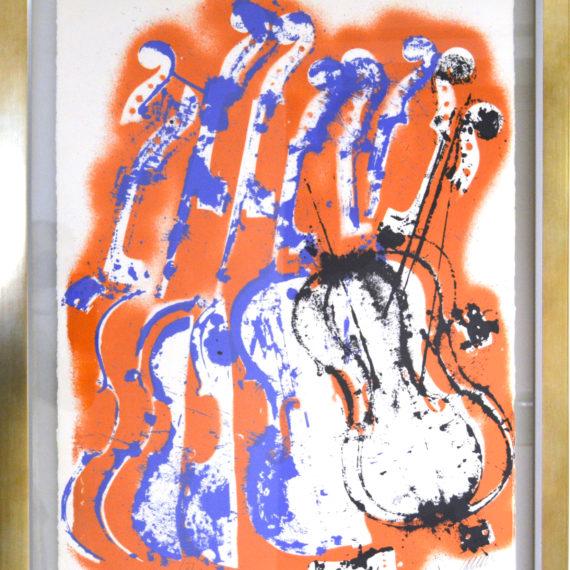 violon-archet-mouvementcom-art-galerie-nice