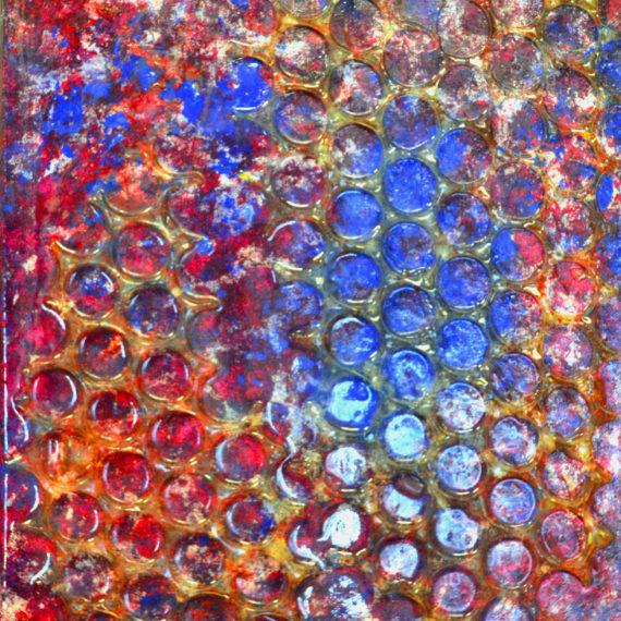 klein expose petit rouge et bleu chez dso mouvement com art